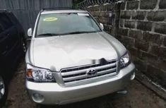 Clean Foreign used 2007 Toyota Highlander