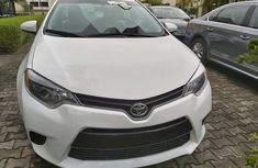 Properly maintained Nigerian used 2016 Toyota Corolla