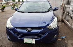 Super Clean Nigerian used Hyundai ix35 2012
