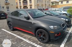 Tokunbo BMW X6 xDrive30d 2012 Model Black
