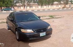 Nigeria Used Honda Accord 2000 Model Black
