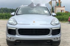 Very Clean Foreign used 2017 Porsche Cayenne