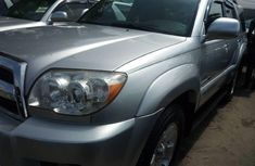 Very Clean Foreign used 2007 Toyota 4-Runner