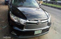 Super Clean Nigerian used Toyota Highlander 2014