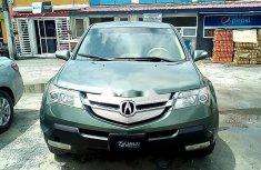 Clean Nigerian used 2007 Acura MDX