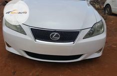 Foreign Used Lexus IS 2006 250 AWD White