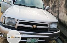 Nigeria Used Toyota 4-Runner 2002 Model Silver