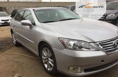 Foreign Used Toyota ES 2010 Silver