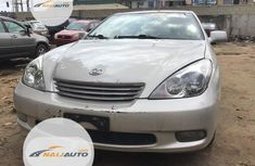 Foreign Used Toyota ES 2004 Silver