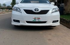 Foreign Used Toyota Camry 2009 White