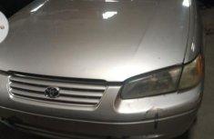 Neat Nigerian Toyota Camry 1998 Gold