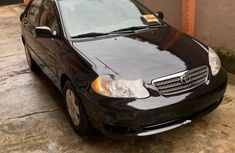Neat Foreign used 2008 Toyota Corolla