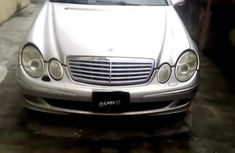 Very Clean Nigerian used 2003 Mercedes-Benz E320
