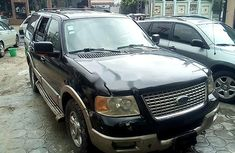 Clean Nigerian used Ford Expedition 2004