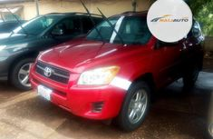 Foreign Used Toyota RAV4 4x4 2009 Red
