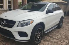 Properly maintained Nigerian used Mercedes-Benz GLE 2015