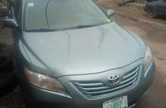 Nigerian Used Toyota Camry 2008 Green Sedan