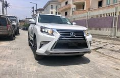 Used Lexus GX 460 SUV 2015 Upgraded to 2018 Model