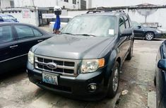 Very Sharp Tokunbo 2008 Ford Escape