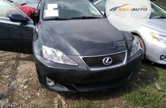 Foreign Used Lexus IS 2006 250 AWD Gray