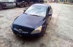 Clean Nigerian used Honda Accord 2003
