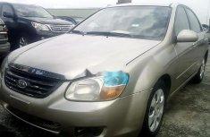 Neat Nigerian used Kia Spectra 2008