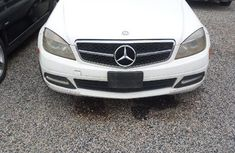 Very Clean Foreign used Mercedes-Benz C300 2008 White