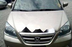 Clean Nigerian used 2005 Honda Odyssey