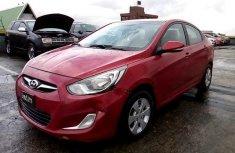 Neat Nigerian used Hyundai Accent 2012