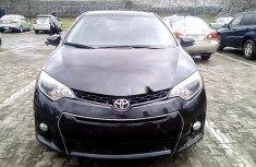Very Clean Nigerian used 2016 Toyota Corolla