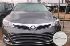 Foreign Used Toyota Avalon 2015 Gray