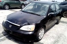 Very Clean Nigerian used Honda Civic 2001