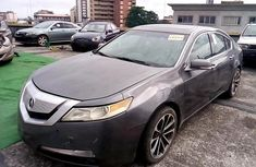 Properly maintained Nigerian used Acura TL 2009