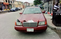 Very Clean Nigerian used Mercedes-Benz C320 1997