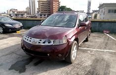 Very Clean Nigerian used Nissan Murano 2005