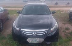Clean Nigerian used 2010 Honda Accord for sale in Abuja