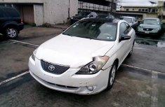 Clean Nigerian used Toyota Solara 2004