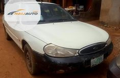 Very Clean Nigerian used Ford Mondeo 2000 White