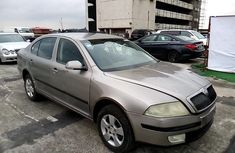 Very Clean Nigerian used 2007 Skoda Octavia