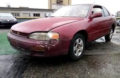 Clean Nigerian used Toyota Camry 1995