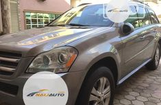 Foreign Used Mercedes-Benz GL Class 2008 Brown