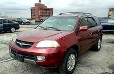 Very Clean Nigerian used Acura MDX 2003
