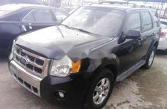 Super Clean Tokunbo Ford Escape 2010