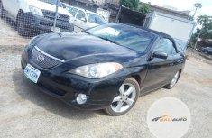 Very Clean Nigerian used Toyota Solara 2008 Black