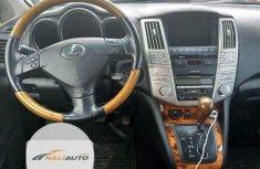 Very Clean Nigerian used Lexus RX 2008 Black
