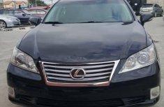 Foreign Used Lexus ES 2011 350 Black