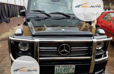 Nigerian Used Mercedes-Benz G-Class 2008 Black