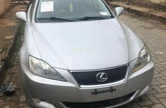 Foreign Used Lexus IS 2008 Silver
