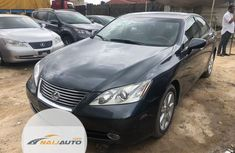 Neat Foreign used Lexus ES 350 2009 Black