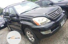 Very Clean Nigerian used Lexus GX 2003 Black